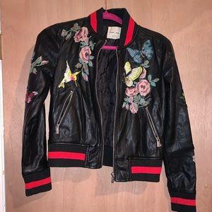 Beautiful Faux Leather jacket